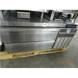 Continental 4' Refrigerated Chef's Base