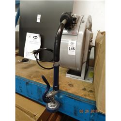Hose Reel w/Wand - New-Dusty