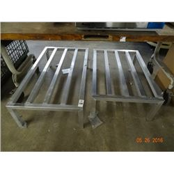 3' Aluminum Dunnage Rack - 2 Times the Money