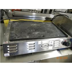 Cadco Countertop Electric Grill