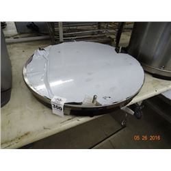 Hatco Heated Round Shelf