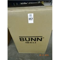 Bunn S/S Tea Brewer/Dispenser - 4 Times the Money