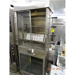 Commercial Gas Rottissierie Oven