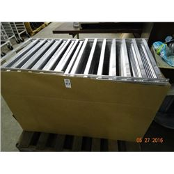 Lot of Sheet Pan Rails