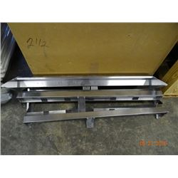 25 - Assorted S/S Speed Rails - 25 Times the Money