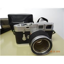 Leica M-3 Camera 973 238  Appears to be in very good condition.