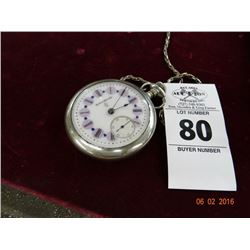 Hampden Watch Co. Pocket Watch - Keeps Stopping