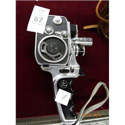 Bolex Paillard D8L 8mm Movie Camera