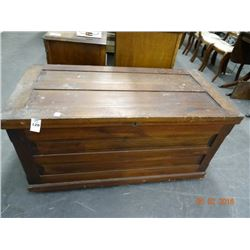 Port Orford Cedar Chest