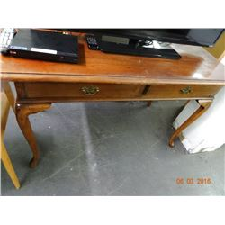 Mahogany Secretarial Desk