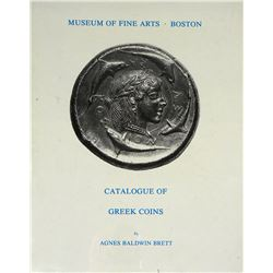 Boston Museum of Fine Arts Catalogue