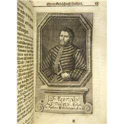The 1706 German Edition of Juncker on Luther Medals