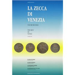 Paolucci Volume II on the Venice Mint