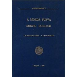 Peixoto & Metcalf's Scarce Work on Suevic Coins