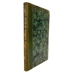 A Scarce Early Work by Ponton d'Amécourt, Attractively Bound