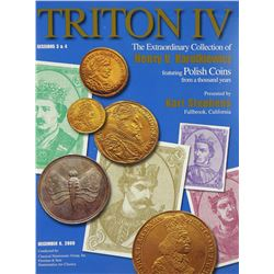 Auction Catalogues Featuring Polish Coins