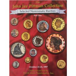 Complete Set of Pittman Sale Catalogues