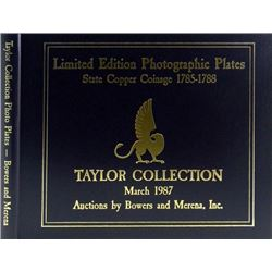 The Taylor Plates, ex George Perkins