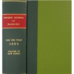 Ford's Significant Run of the Bankers' Magazine