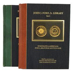 The Deluxe Ford Library Sales
