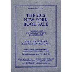 Hardcover 2012 New York Book Auction