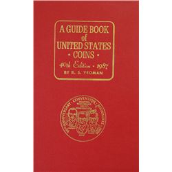 1987 ANA Convention Edition Red Book