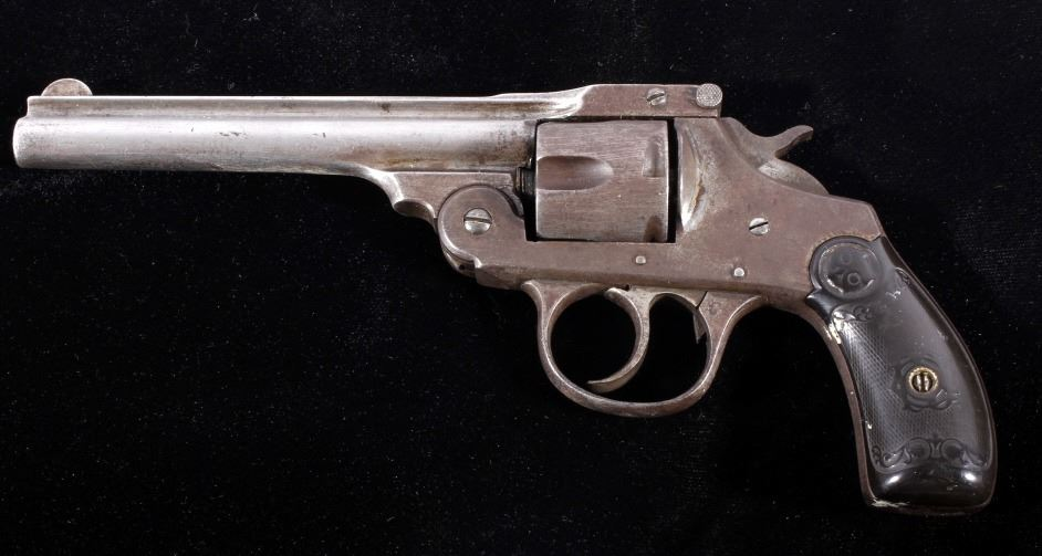 Iver Johnson Arms Amp Cycle Works 38 Revolver