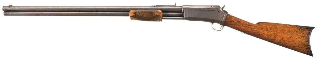 Colt Large Frame Express Lightning Slide Action Rifle in 45-85-285 ...