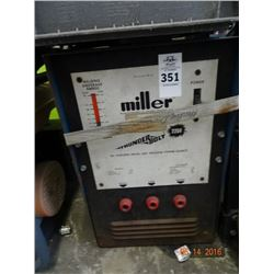 Miller 225V Welder w/Dolly & Masks