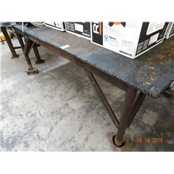 Metal 4 x 6 Table