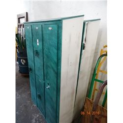 Locker Sections (2)