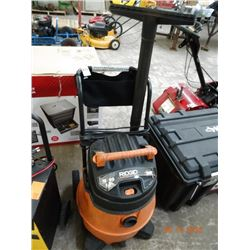 Ridgid 16 Gallon Shop Vac - Hose Inside Cannister