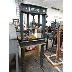 Walker 20 Ton H Frame Press