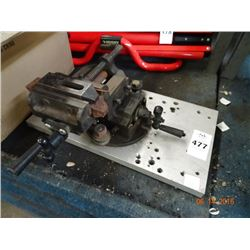 BI Direction Machinist Vise