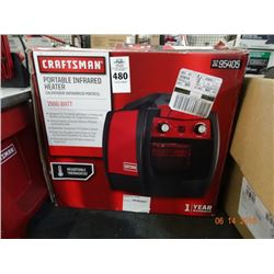 Craftsman Infrared Heaters