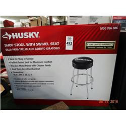 Husky Shop Stools - 4 Times the Money