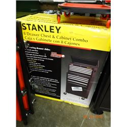 Stanley 8 Drawer Tool Chest