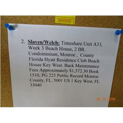 "Timeshare ""Beach House"" Hyatt Residence Club Key West"