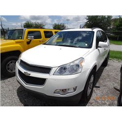 2011 Chevy Traverse LT, 5-Dr. 8-Pass SUV