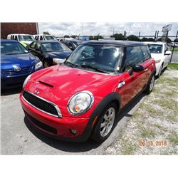 2009 Mini Cooper-S Coupe