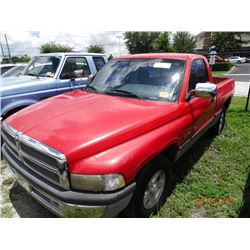1996 Dodge Ram 1500 Laramite SLT Std. Cab Shortbed Pick Up