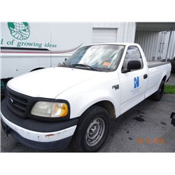 2000 Ford F-150 Std. Cab Longbed Pick Up