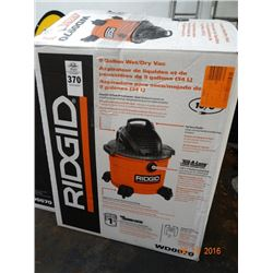 Ridgid Shop Vac - Return - Condition Unknown