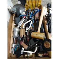 Flat Lot of Precision Hand Tools