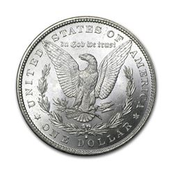 1882-S $1 Morgan Silver Dollar Uncirculated