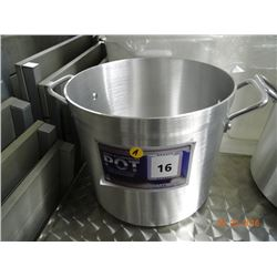 16 Qt. Aluminum Stock Pot