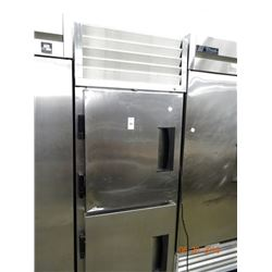 Delfield S/S Over/Under Refrigerated Reach-In - Tested at 38 deg.