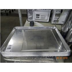 4 Half Size Sheet Pans - 4 Times the Money