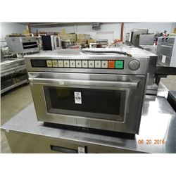Commercial S/S Microwave