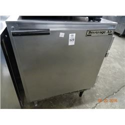 Bev-Air Refrigerated Worktop - Tested to 14deg